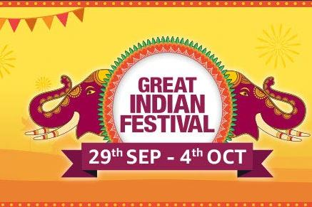Amazon Great Indian Festival  2019