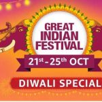 Amazon Great Indian Festival Diwali Special Lightning Deals