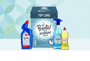 Presto! Products upto 50% off – Amazon